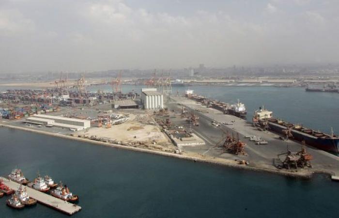استئناف الملاحة في ميناء جدة السعودي... صورة