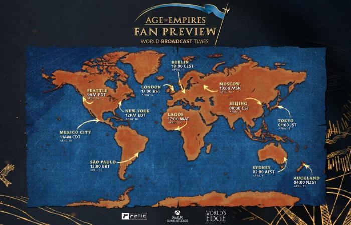 لعبة Age of Empires IV ستدعم اللغة العربية