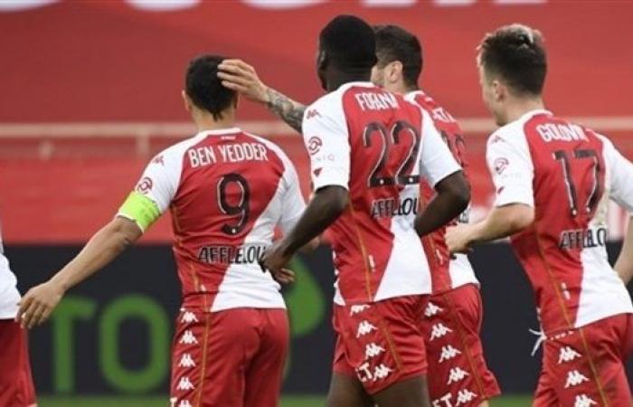 موناكو يفوز على ديغون بثلاثية نظيفة في الدوري الفرنسي