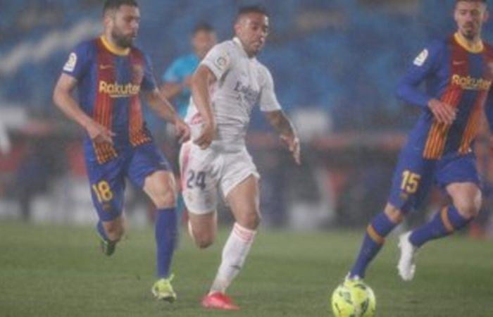 ترتيب الدوري الإسباني 2021