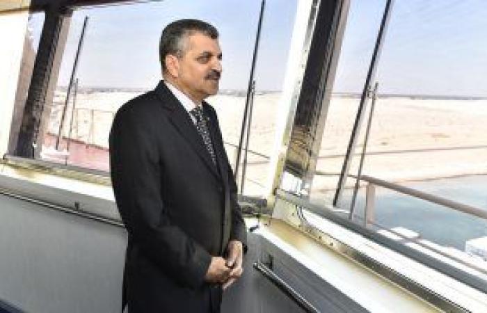 الفريق أسامة ربيع: الرئيس السيسي كان يتحدث معي 3 مرات يوميا حول تطورات جنوح السفينة