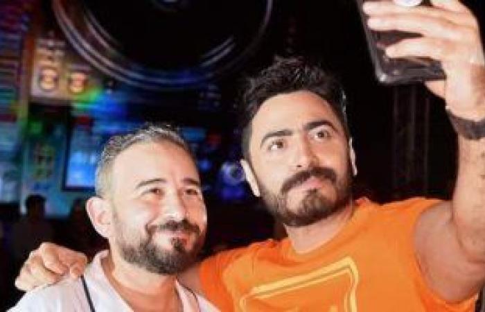 تامر حسنى يتعاون مع الموزع أحمد عادل فى أغنية جديدة وطرحها برمضان