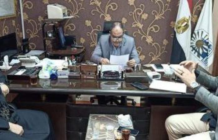 أحمد زيدان نائب التنسيقية يطالب بتوصيل الغاز لدار رعاية أطفال بالساحل