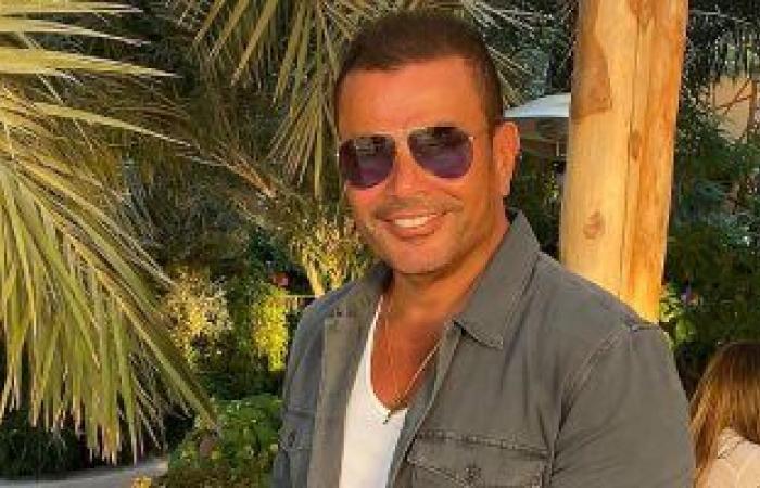 الهضبة عمرو دياب يهنئ المصريين بشهر رمضان: كل عام وأنتم بخير