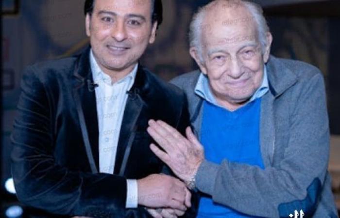 """أحمد عزمي يستضيف رشوان توفيق في أولى حلقات """"أعمال خالدة"""""""
