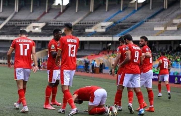 الأهلي يعاقب نجم الفريق بسبب سيمبا التنزاني