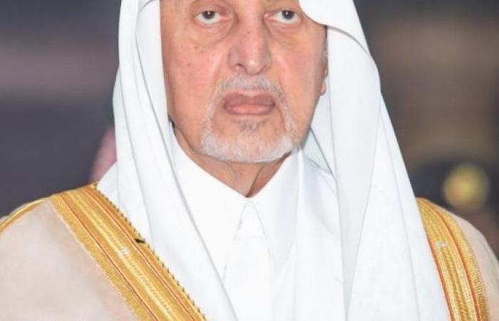 خالد الفيصل يهنئ الملك سلمان وولي العهد بمناسبة حلول رمضان