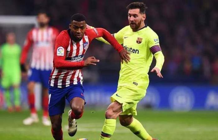 تحديد موعد مباراة برشلونة أمام أتلتيكو مدريد في الليجا