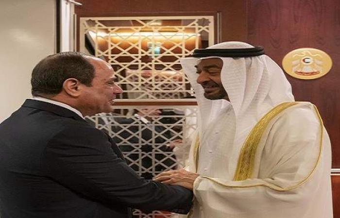 هاتفيا.. الرئيس السيسي يهنئ ولي عهد أبو ظبي بمناسبة رمضان