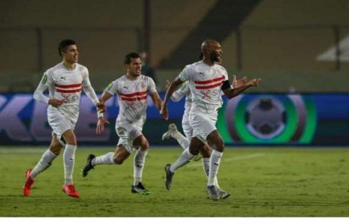 ثلاثي الزمالك في التشكيل المثالي للجولة الأخيرة من دوري أبطال أفريقيا