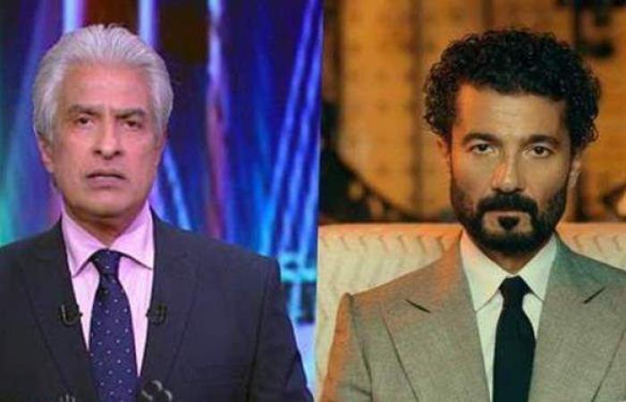 الصحة: وائل الإبراشي تماثل للشفاء.. وعودة خالد النبوى لمنزله خلال أيام