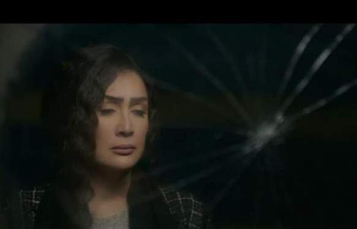 الحلقة الثانية من مسلسل لحم غزال.. غادة عبدالرازق تخفي جريمتها