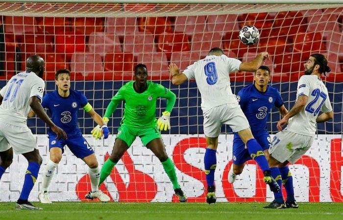 دوري الأبطال.. تشيلسي يتخطى بورتو البرتغالي ويتأهل للدور قبل النهائي