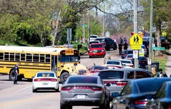 إطلاق نار في مدرسة بولاية تينيسي الأمريكية.. ومقتل شخص وإصابة شرطي