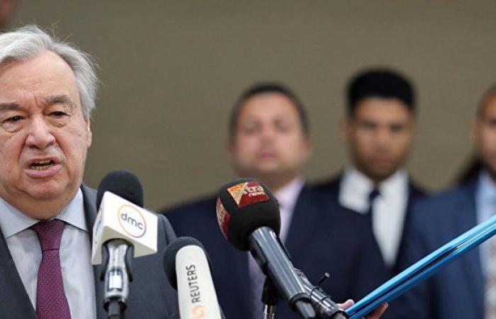 غوتيريش: أرباح الأثرياء في زمن كورونا تتجاوز 5 تريليونات دولار