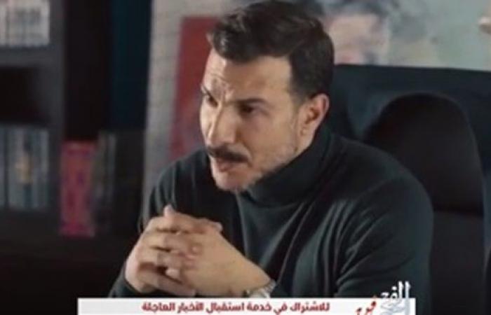 """ذكاء باسل خياط في """"حرب أهلية"""" يكشف كذب إدعاء سيدة بتصوير زوجها لها عارية"""