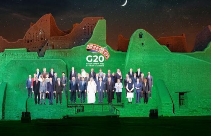 جهود شباب المملكة في قمة العشرين يوثقها كواليس رئاسة مجموعة العشرين