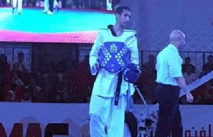 نجم أولمبى.. سيف عيسى بطل تايكوندو يسعى لميدالية فى طوكيو