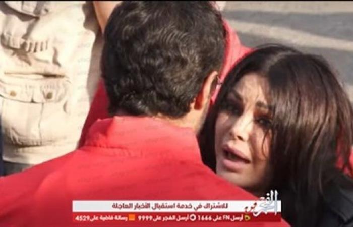 بعد اتهامها بقتل كريم فهمي.. هيفاء وهبي تنهار بالبكاء (فيديو)