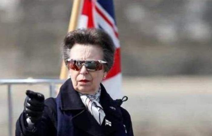 أول ظهور للأميرة البريطانية «آن» علنا منذ وفاة والدها الأمير فيليب