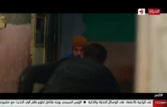 مسلسل النمر الحلقة 1 .. مطاردة شرسة بين محمد إمام ورجال دوريش الهوارى