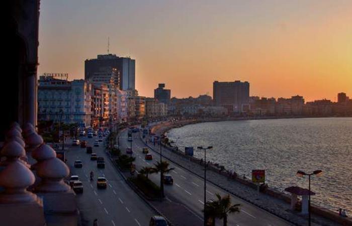 حالة الطقس في الإسكندرية غدا الخميس 15-4-2021
