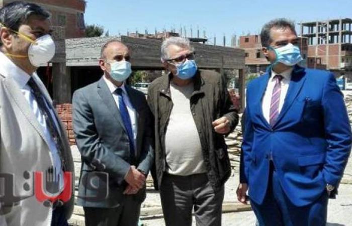 مليار و567 مليون جنيه لتطوير مستشفيات الطوارئ بجامعة الزقازيق