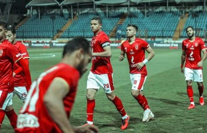 تشكيل الأهلي المتوقع لمواجهة الزمالك في قمة الدوري المصري