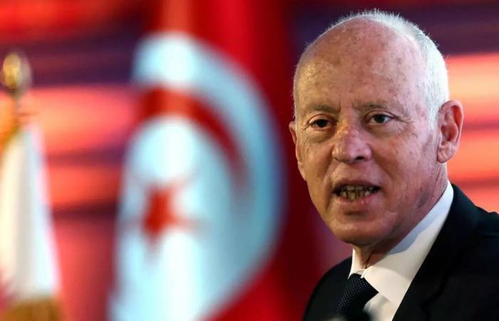 الرئيس التونسي يتهكم على أداء القضاء.. ويتحدث عن تصفية الحسابات في البرلمان