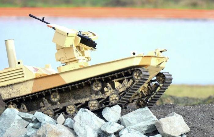 الجيش الفرنسي يستخدم روبوتات في تدريباته العسكرية.. فيديو