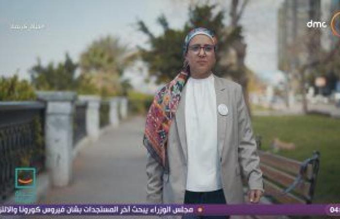 """""""حياة كريمة"""" يزور مركز أطفيح ويقدم مساعدة لسيدة تحملت المسئولية بعد وفاة زوجها"""