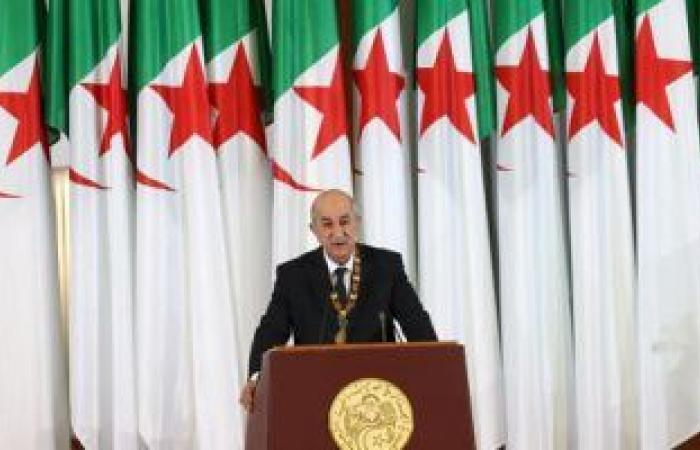 الرئيس الجزائرى يدعو شعبه إلى اختيار ممثليهم بحرية خلال الاستحقاقات القادمة