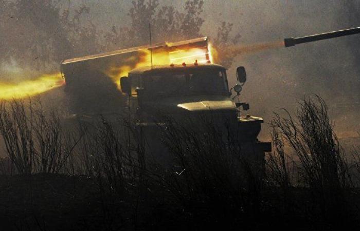 روسيا بصدد صنع راجمة صواريخ مصغرة