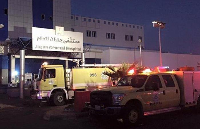 """السعودية... حريق في حرم جامعة جازان بسبب طائرات مفخخة أطلقتها """"أنصار الله"""""""