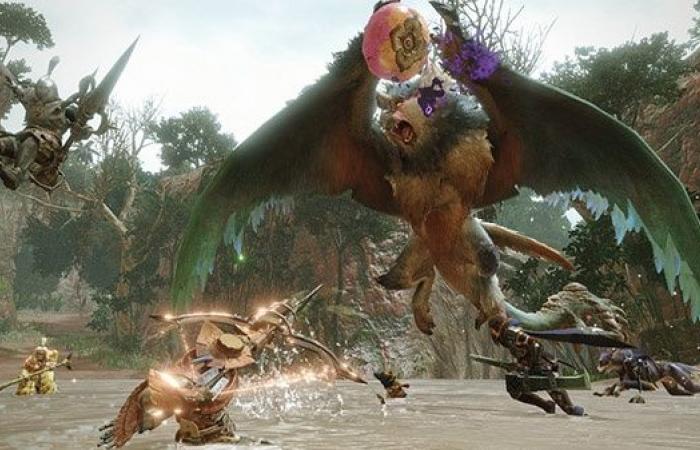 للأسبوع الثالث على التوالي: لعبة Monster Hunter Rise لا زالت في صدارة المبيعات اليابانية