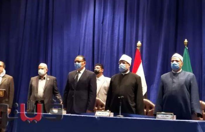 وزيرالأوقاف بالشرقية: مفيش دولة في العالم تمتلك نصف مساجدنا| فيديو