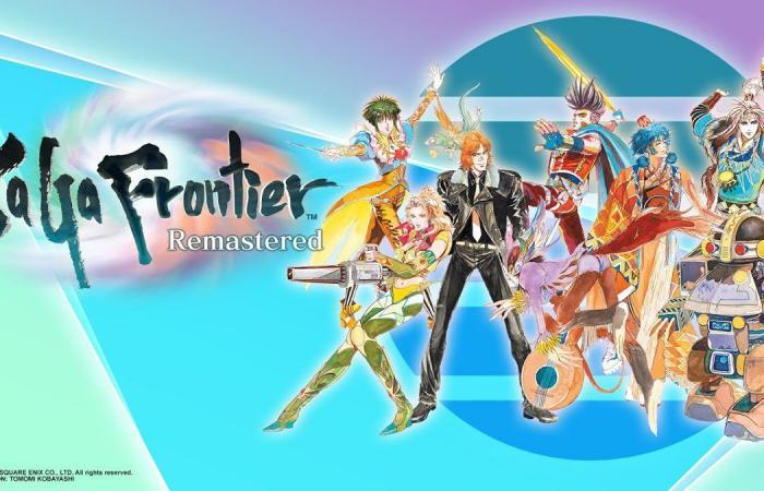 ريماستر SaGa Frontier متوفر الآن