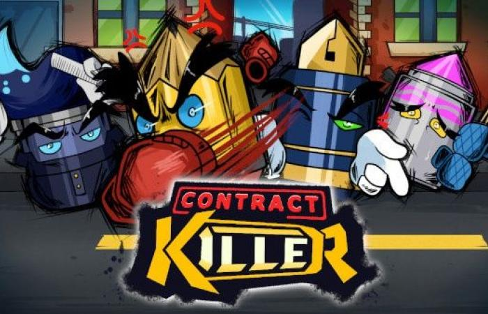 الإعلان عن لعبة Contract Killer