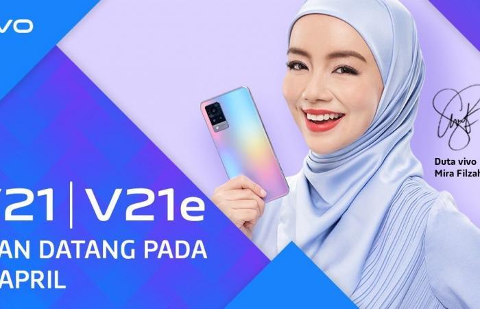 vivo تحدد يوم 27 من أبريل للإعلان الرسمي عن هواتف vivo V21 و V21e