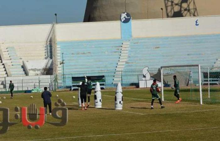 تشديدات أمنية بمحيط استاد المحلة قبل مباراة بيراميدز بالدوري
