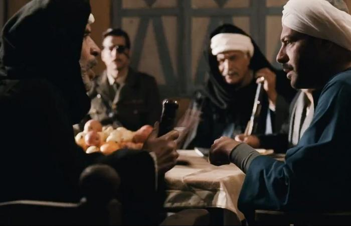 "محمد أحمد ماهر غريم محمد رمضان فى مسلسل ""موسى"""