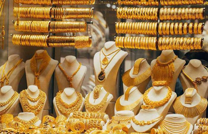 ارتفاع أسعار الذهب في السعودية بتعاملات السبت