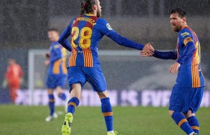 موعد مباراة برشلونة القادمة في الدوري الإسباني