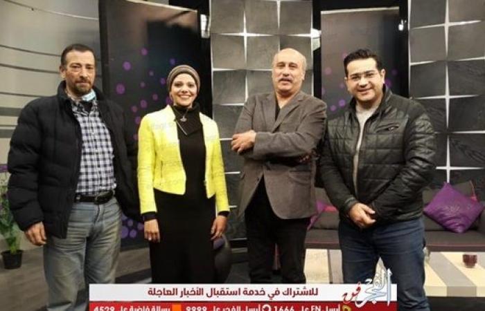 """غدا.. المخرج رضا شوقي في أولى حلقات برنامج """"نجوم رمضان"""" على نايل لايف"""