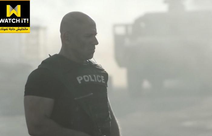 مسلسل الاختيار 2 الحلقة 5 تكشف تعامل الشرطة مع المسلحين بفض اعتصام رابعة