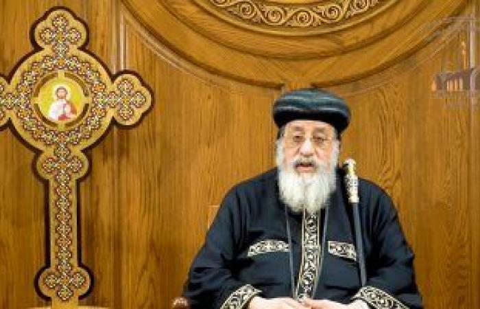 الكنيسة ناعية نبيل حبشى: تلك الأعمال الإرهابية ستزيدنا عزمًا وإصرارًا