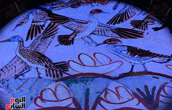 قاعة المومياوات الملكية بمتحف الحضارة تستقبل 2000 زائر فى أول أيام افتتاحها.. صور