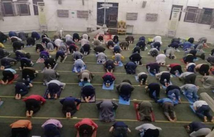 الأوقاف تعلن التزام كافة مساجد الجمهورية بضوابط صلاة التراويح | صور