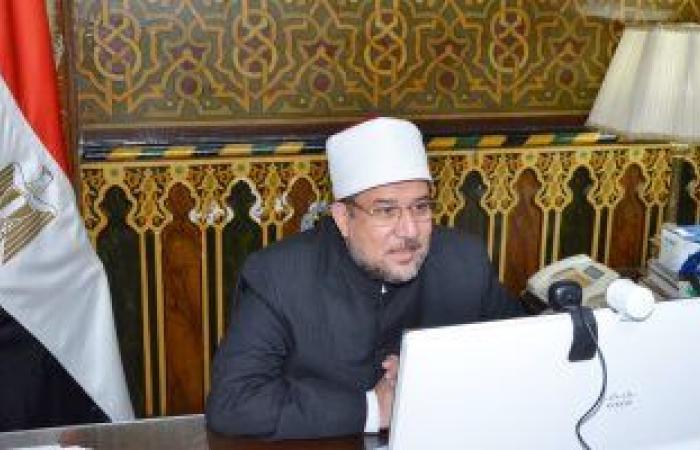 وزير الأوقاف يعتمد 35 مليون جنيه من الموارد الذاتية لعمارة المساجد