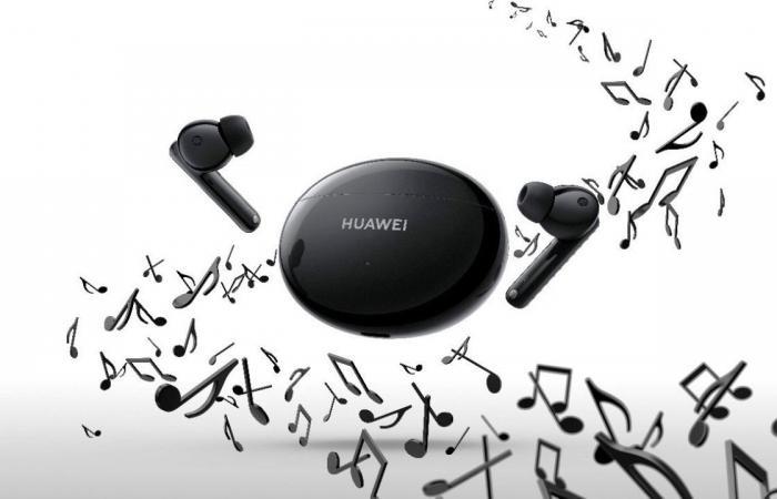سماعات HUAWEI FreeBuds 4i أحد أفضل السماعات اللاسلكية في 2021